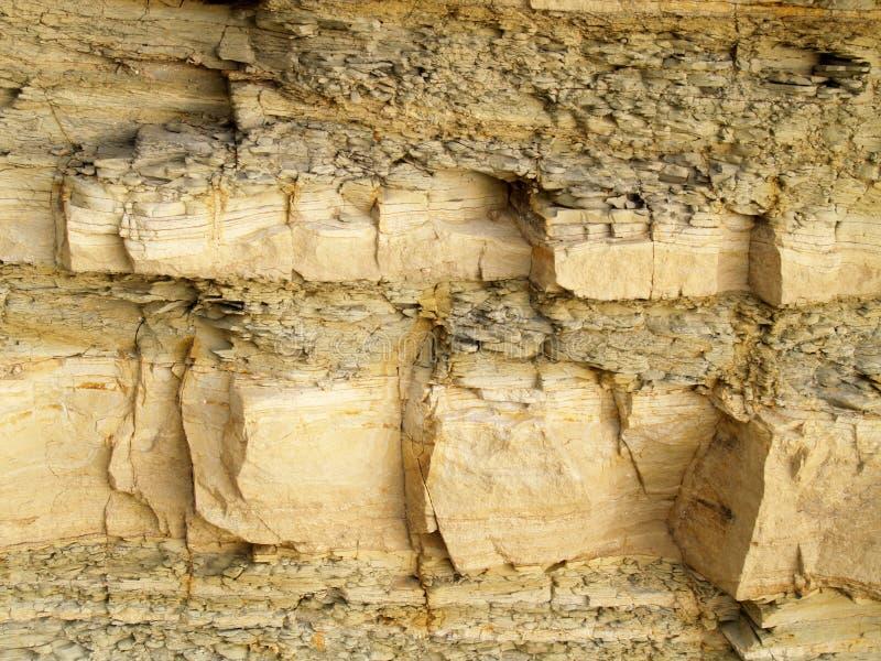 De rotstextuur van de schalie stock foto's