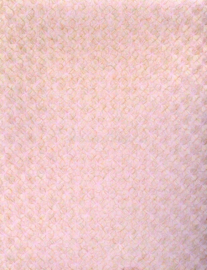 De roze Achtergrond van het Behang royalty-vrije stock afbeeldingen