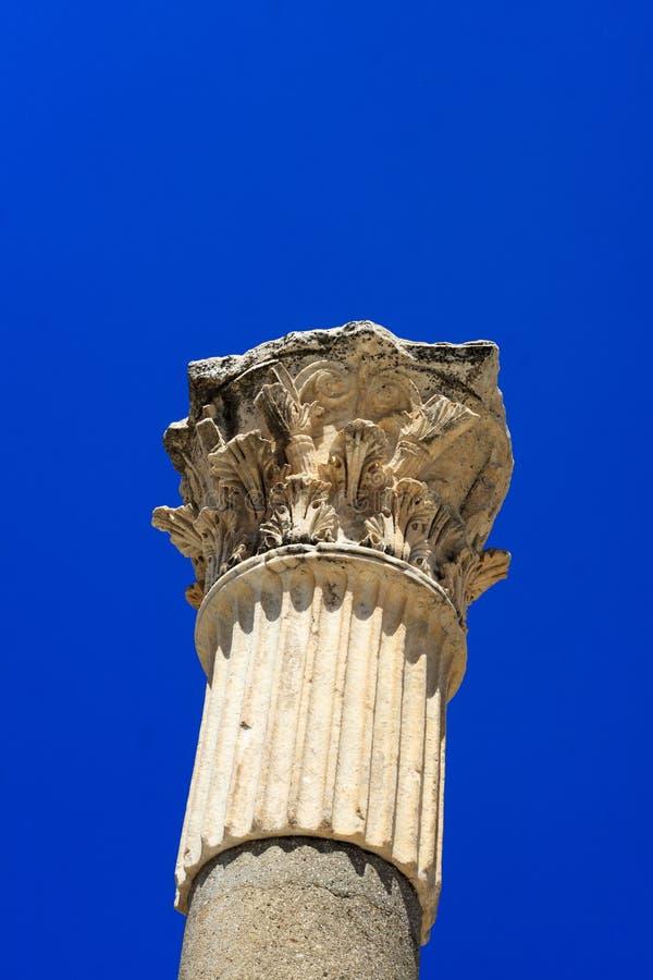 De Ruïnes van Ephesus stock foto's