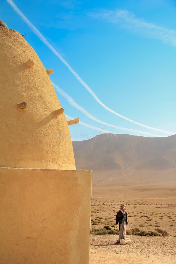 De ruïnes van de oude stad Palmyra, Syrië stock afbeeldingen