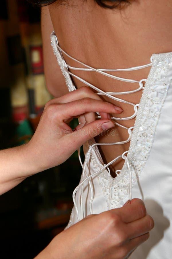 De Rug van de kleding royalty-vrije stock afbeelding