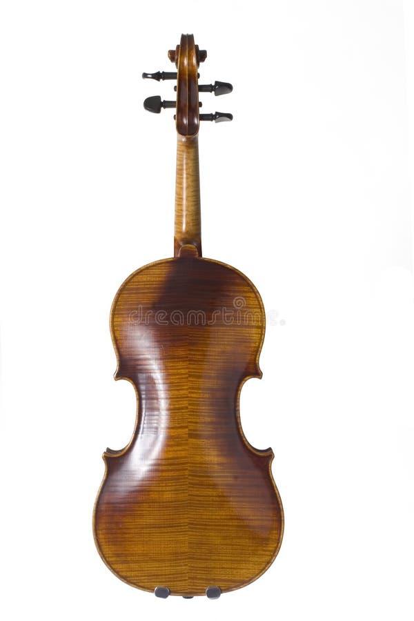 De Rug van de viool stock fotografie