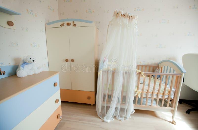 Download De ruimte van de baby stock afbeelding. Afbeelding bestaande uit zwanger - 17713111