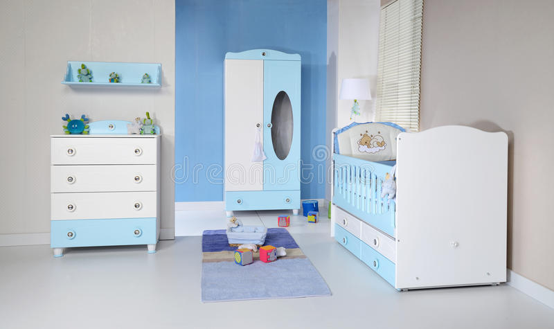 De ruimte van de baby royalty-vrije stock foto