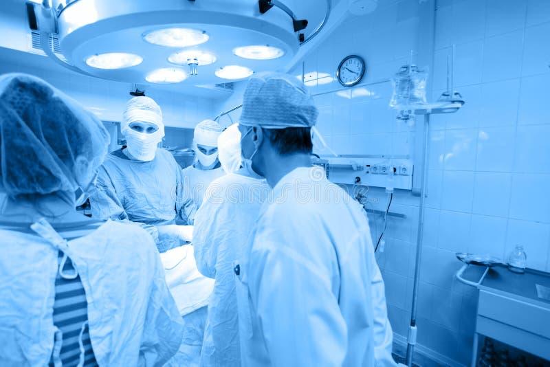 De ruimte van de chirurgie royalty-vrije stock afbeelding