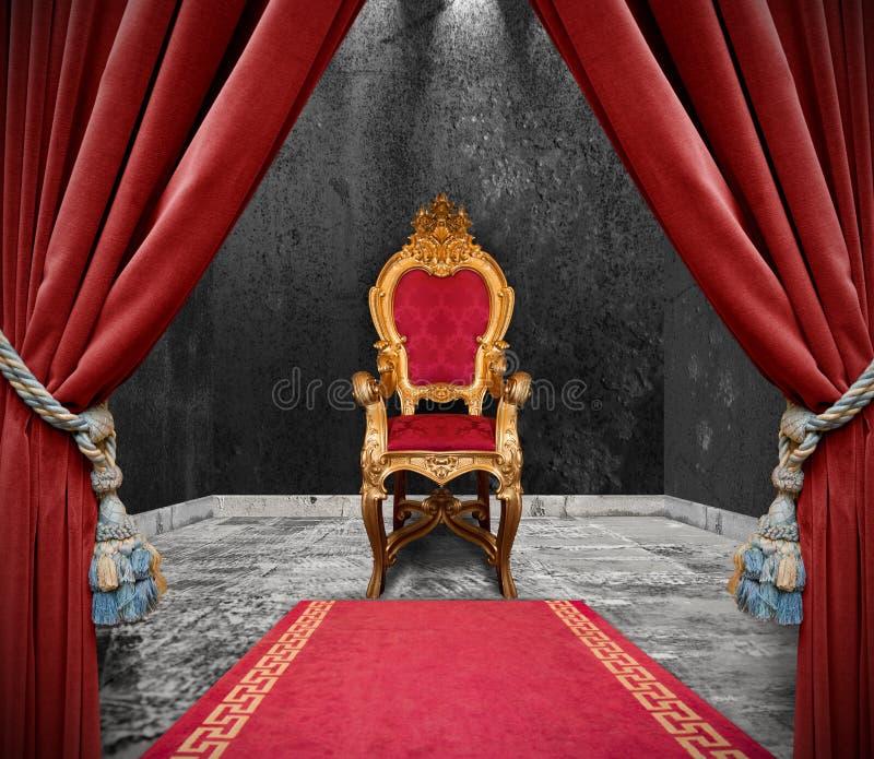 De ruimte van de luxe royalty-vrije stock afbeelding