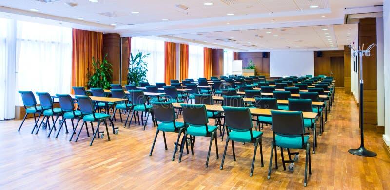 De ruimte van de vergadering royalty-vrije stock afbeelding