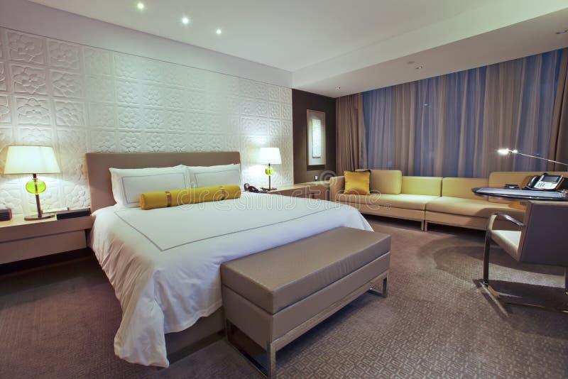 De ruimte van het hotel