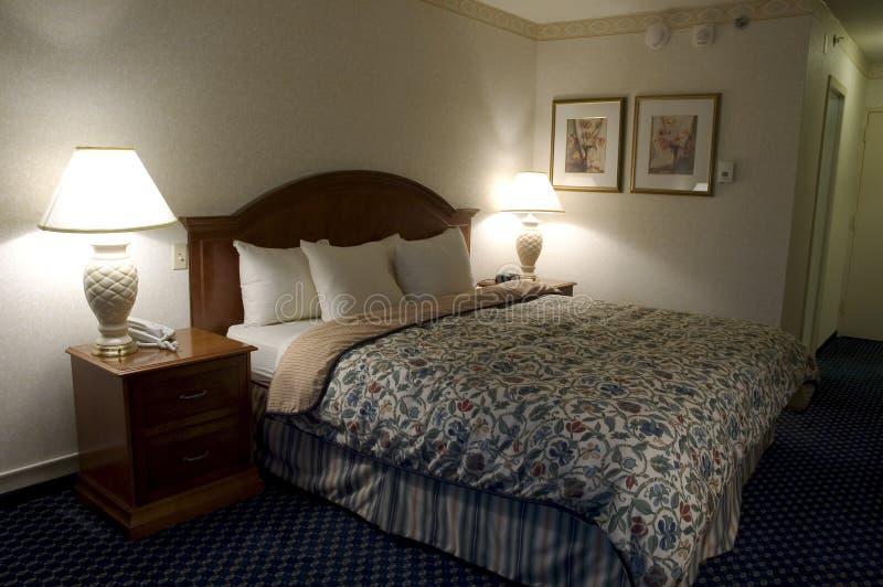 De ruimte van het hotel stock afbeelding