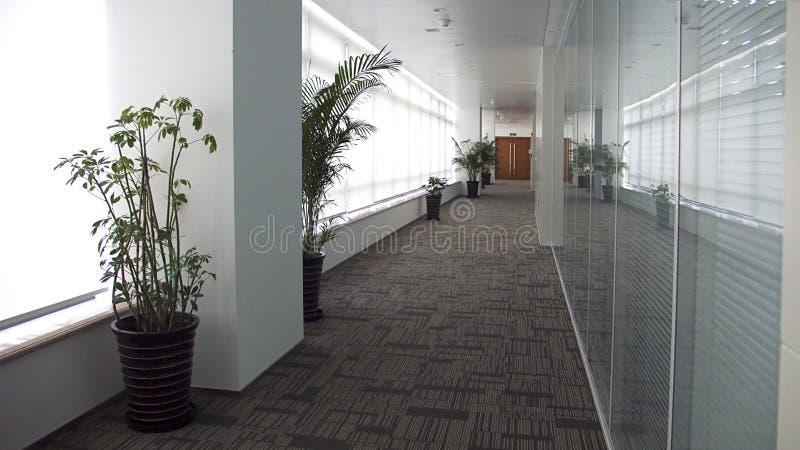 De ruimte van het werk royalty-vrije stock afbeelding