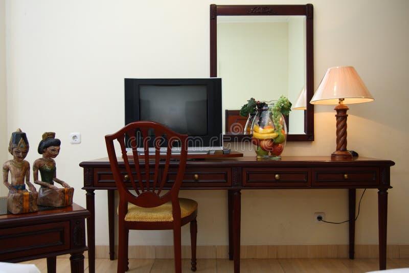 De ruimten van het hotel royalty-vrije stock afbeeldingen