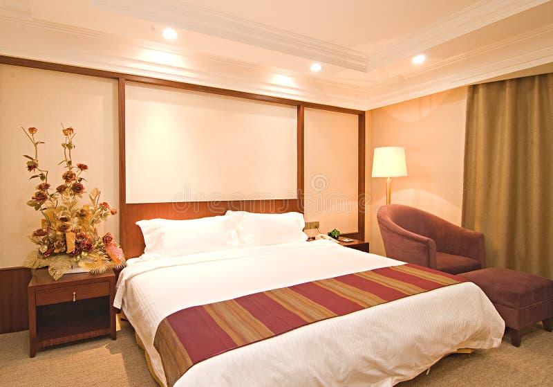 De ruimten van het hotel royalty-vrije stock foto