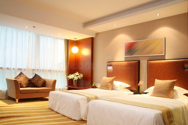 De ruimten van het hotel royalty-vrije stock foto's