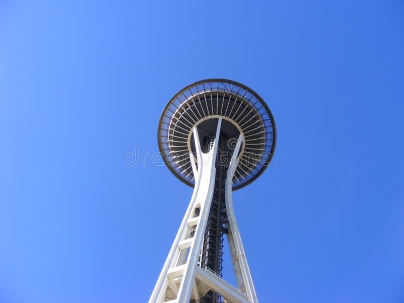 De Ruimtenaald van Seattle Washington de V.S. stock fotografie