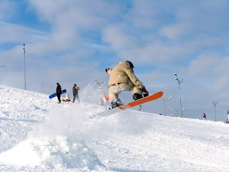 De Russische winter stock afbeeldingen