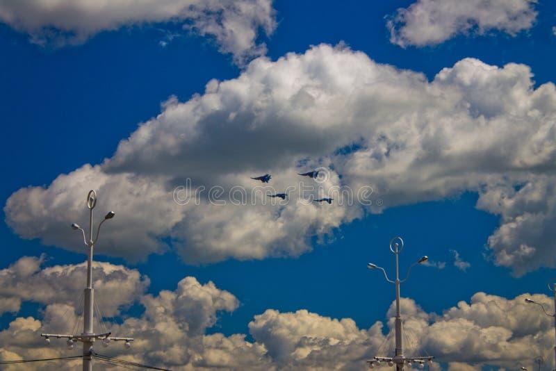 ` de Russkie Vityazy del ` foto de archivo