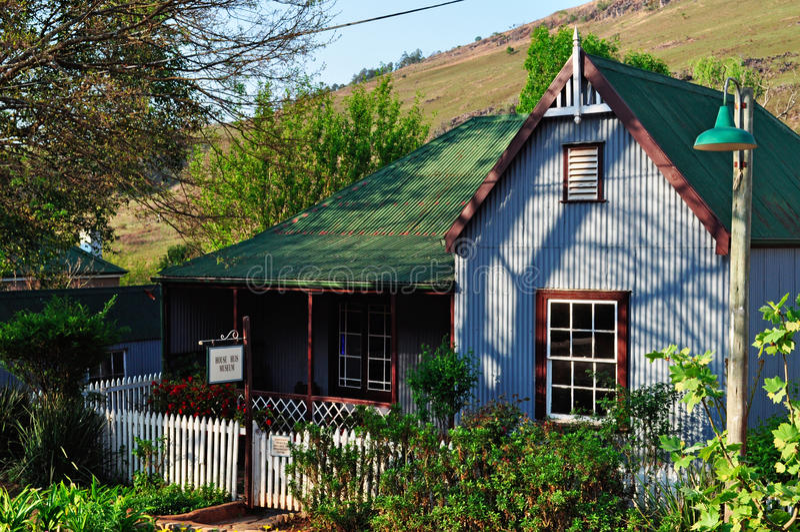 De Rust van de pelgrim, Zuid-Afrika, Mpumalanga-provincie royalty-vrije stock fotografie