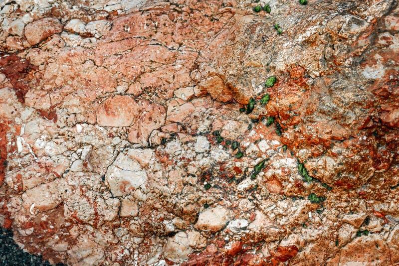 De ruwe Textuur van de Steen stock afbeeldingen