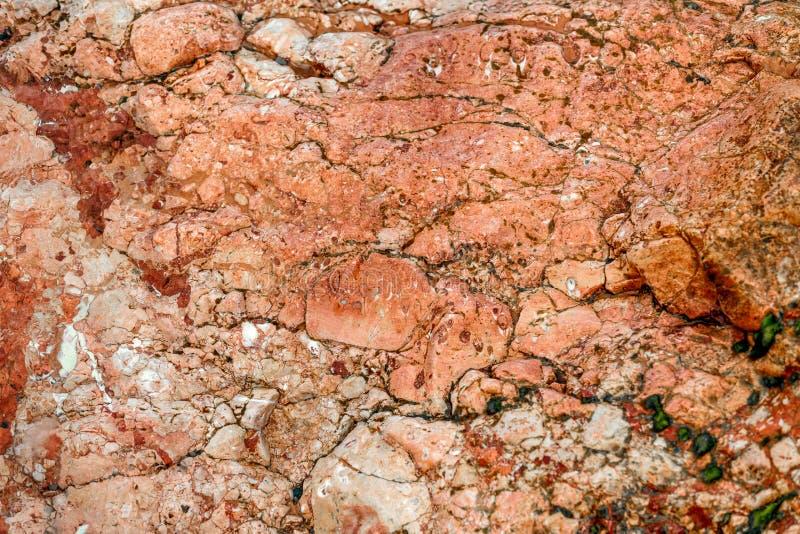 De ruwe Textuur van de Steen royalty-vrije stock fotografie