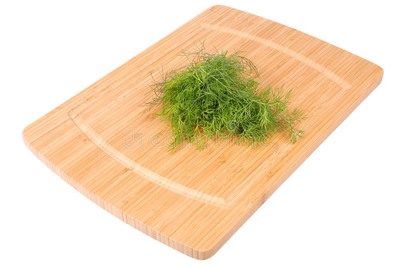 De salade van de keukenraad whith. Knippend inbegrepen weg. royalty-vrije stock foto