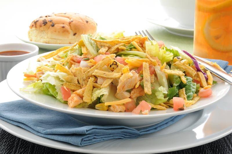 De salade van de taco stock fotografie