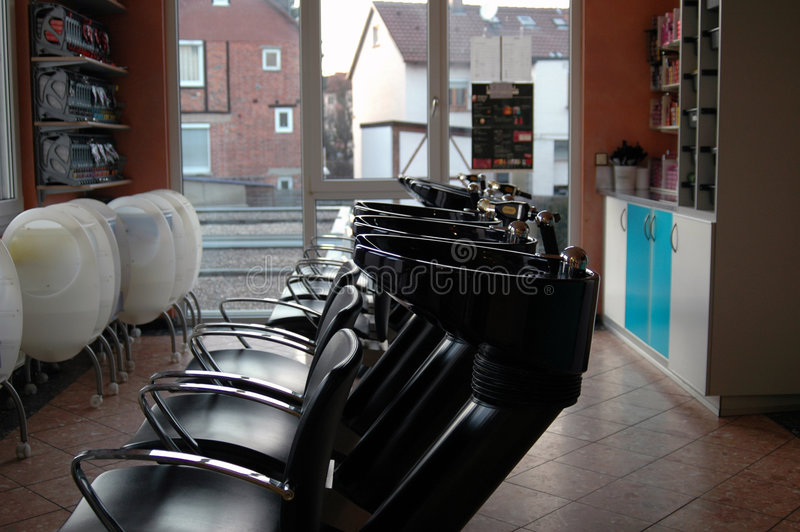 De Salon van het haar