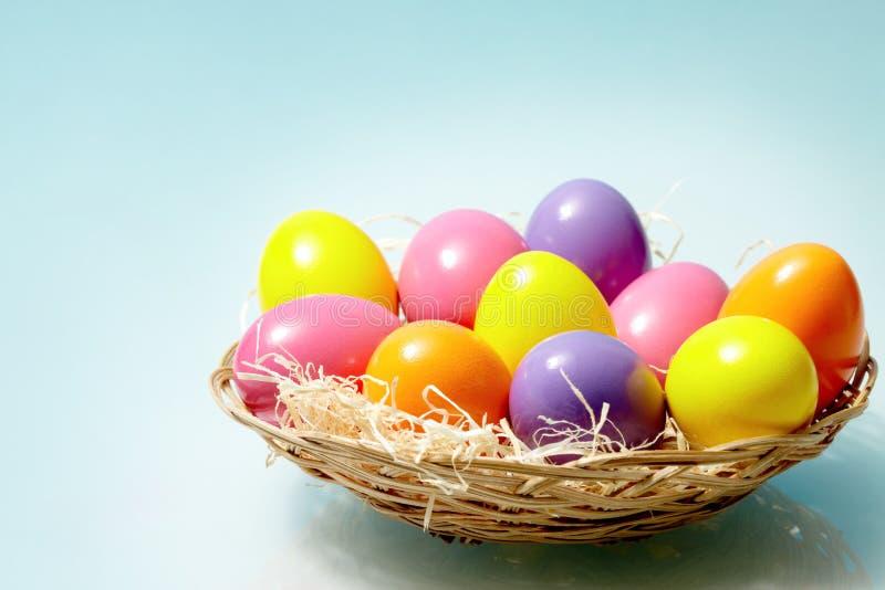 De samenstelling van Pasen stock afbeeldingen