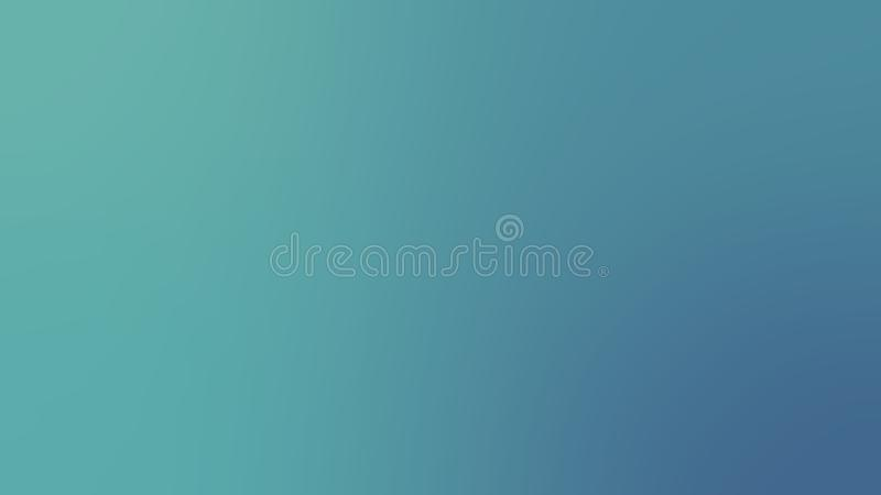 De samenvatting vage achtergrond van het gradiëntnetwerk in lichte en donkerblauwe kleuren Kleurrijk vlot bannermalplaatje stock illustratie