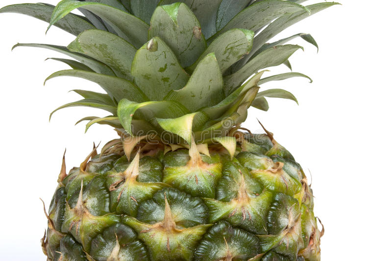 De Samenvatting van de ananas royalty-vrije stock foto