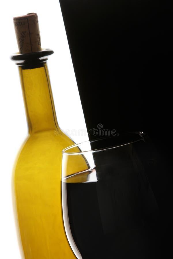 De Samenvatting van de wijn royalty-vrije stock foto's