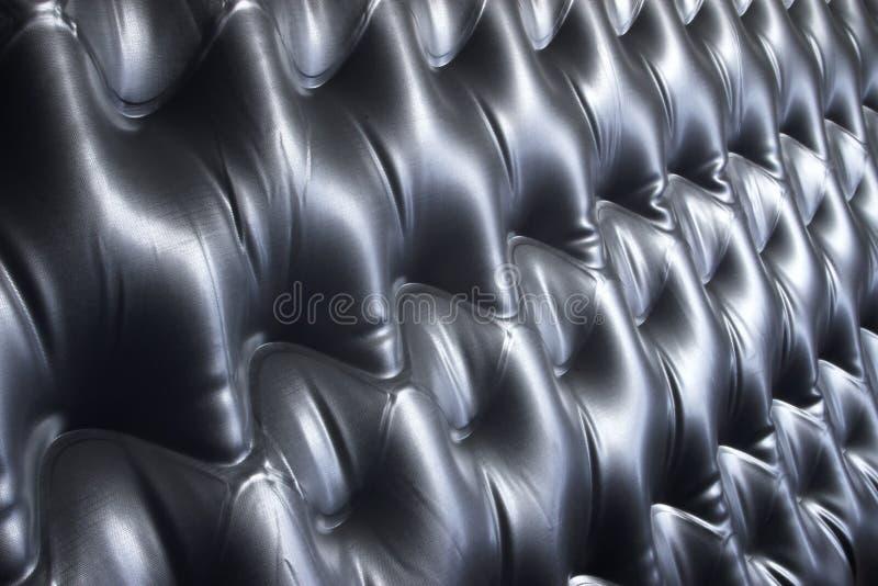 De Samenvatting van het Bed van de lucht royalty-vrije stock foto