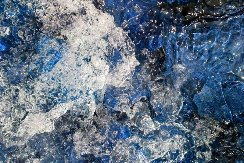 De samenvatting van het water stock afbeeldingen