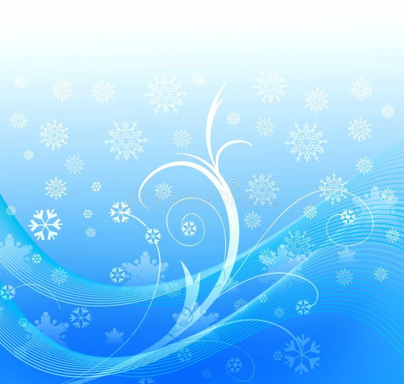 De samenvatting van Kerstmis vector illustratie
