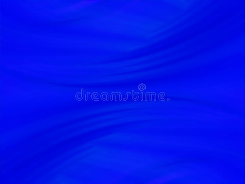 De samenvatting vertroebelde blauwe achtergrond stock illustratie