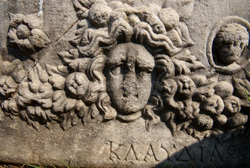 De Sarcofaag van Klaudia
