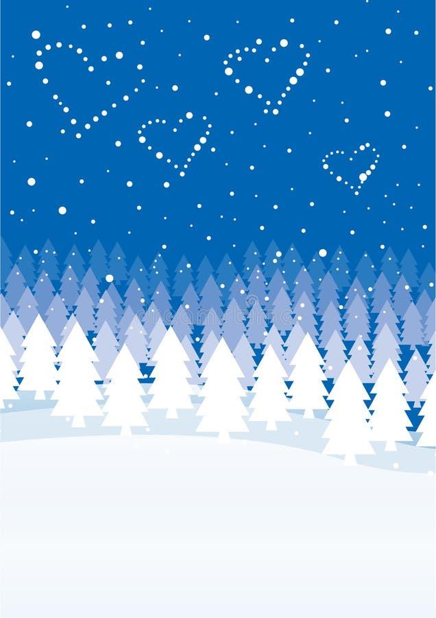 De Scène van Kerstmis stock foto's