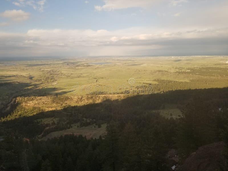 De scène van Salt Lake City Utah scapes stock afbeeldingen