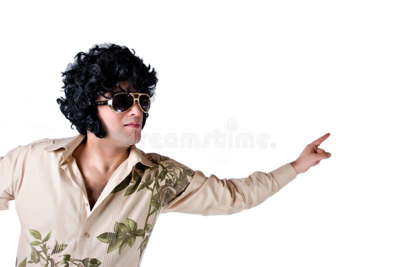De Schaduwen van de disco royalty-vrije stock fotografie