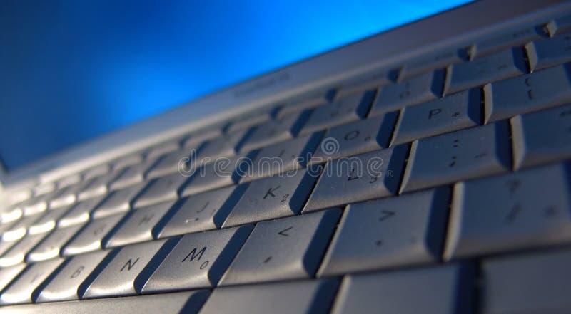 De Schaduwen van het toetsenbord royalty-vrije stock foto's