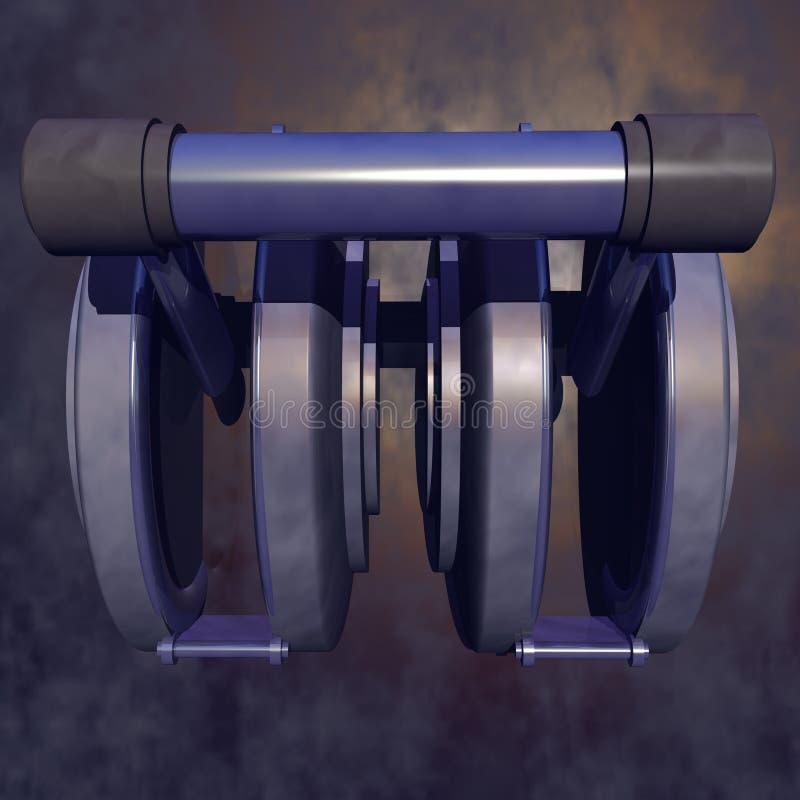 De Schakelaar van de breker vector illustratie
