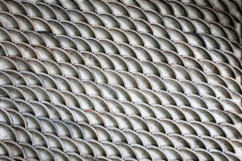 De schalen van vissen stock foto