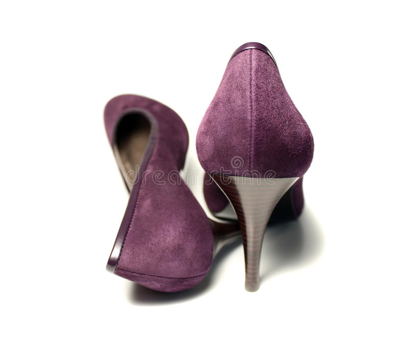 De schoenen van dames royalty-vrije stock afbeelding