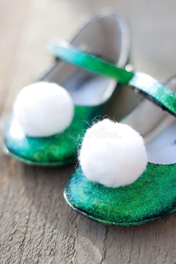 De schoenen van de fee royalty-vrije stock afbeelding