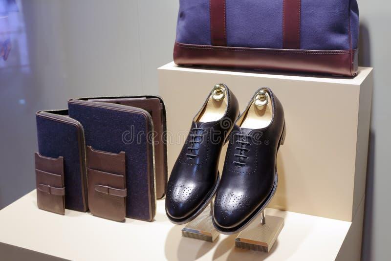 De schoenen van de manier stock foto