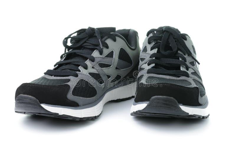 De schoenen van de mensensport royalty-vrije stock foto