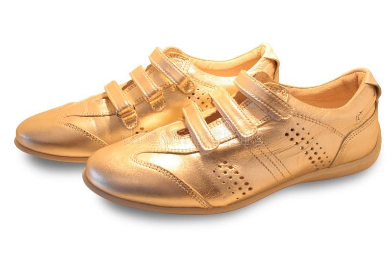 De schoenen van de sport stock fotografie