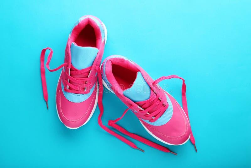 De schoenen van de sport royalty-vrije stock afbeelding