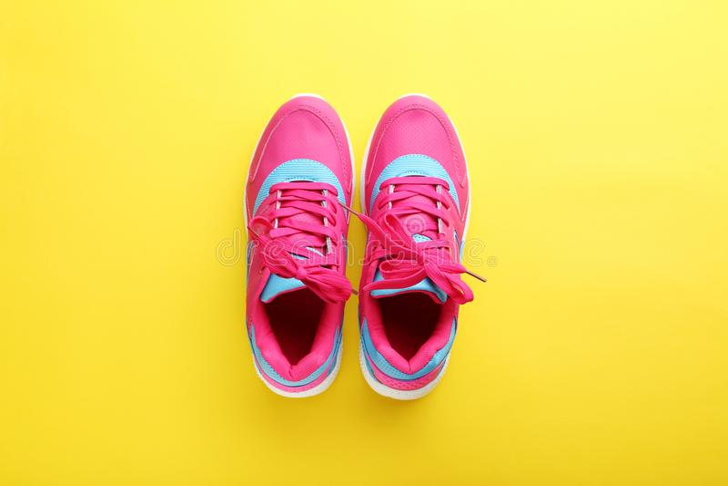 De schoenen van de sport royalty-vrije stock foto's