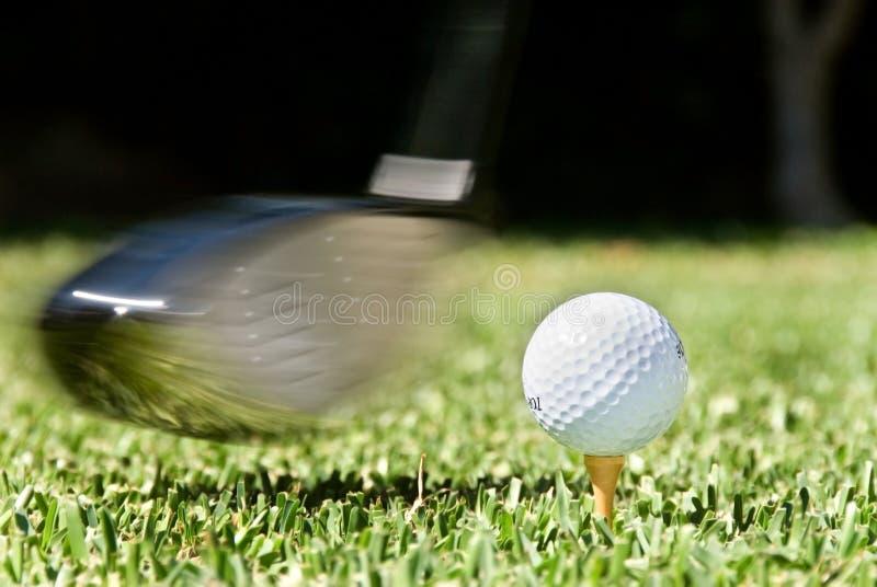 De schommeling van het golf royalty-vrije stock foto