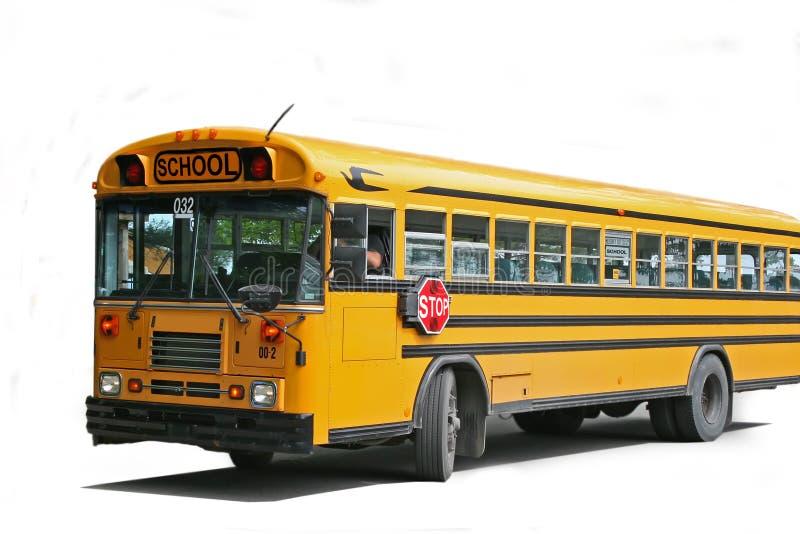 De school van de bus royalty-vrije stock afbeelding